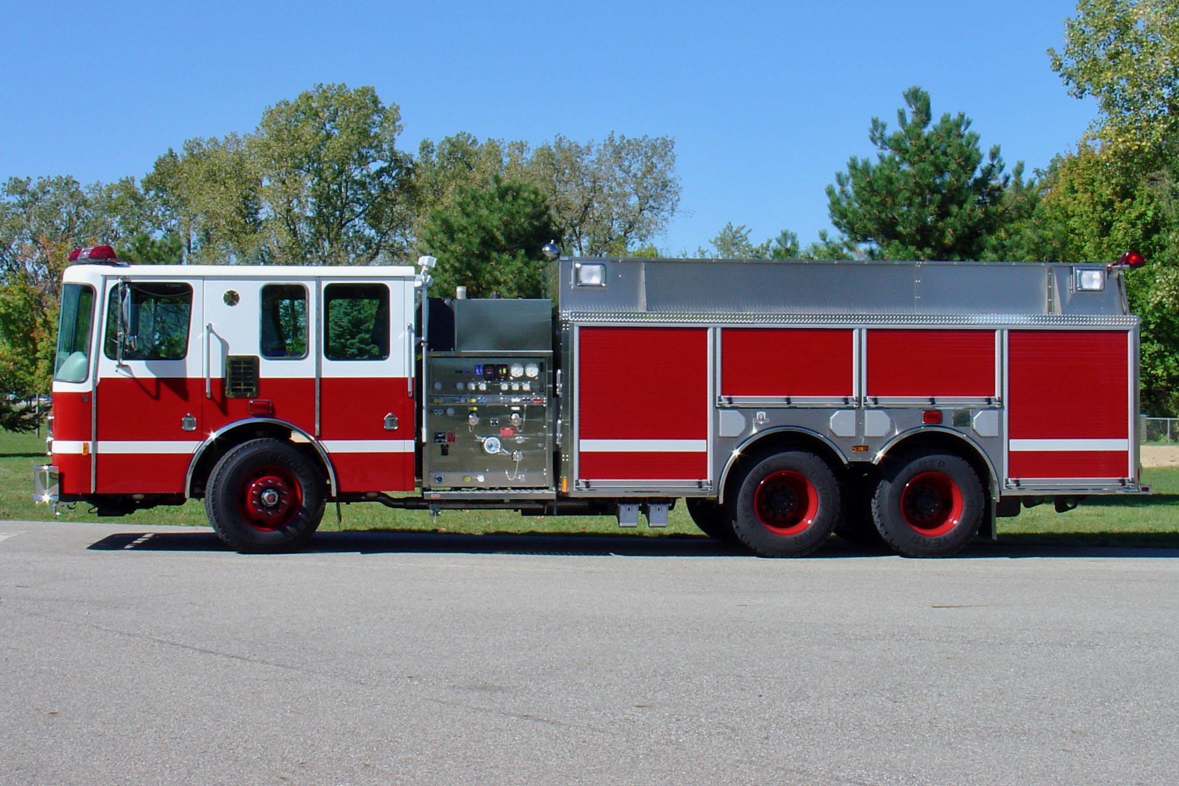 Levant Fire Department, ME | HME Ahrens-Fox